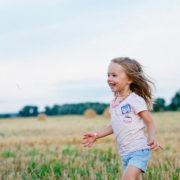 走り回る子ども